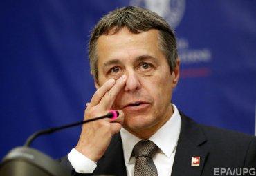Россия пошла на недопустимую эскалацию, – МИД Швецарии