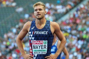 Француз Майер побил мировой рекорд в десятиборье