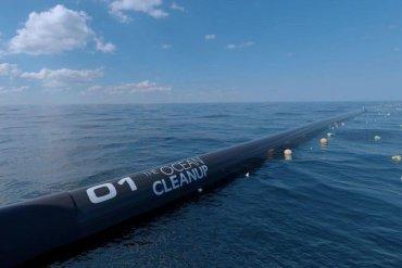 Тихий океан планируют очистить от пластика