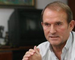 Ляшенко: формат интервью Медведчука для Newsone – это уровень государственного деятеля