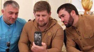 В Киеве задержан чеченец из окружения Кадырова