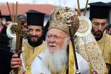 Патриарх Варфоломей раскритиковал религиозную политику Москвы