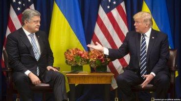 Порошенко подал иск о клевете к ВВС из-за статьи, что он заплатил $400 тысяч за встречу с Трампом