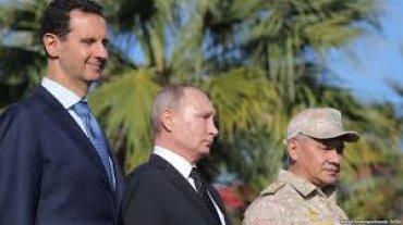 Путин отказался разговаривать с Асадом
