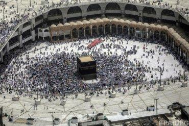Саудовская Аравия запретила палестинским беженцам совершать хадж