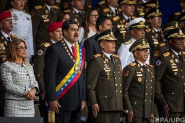 В Венесуэле задержали главного подозреваемого в покушении на Мадуро