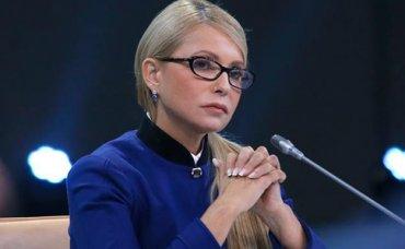 Тайна «зеленой комнаты» Юлии Тимошенко