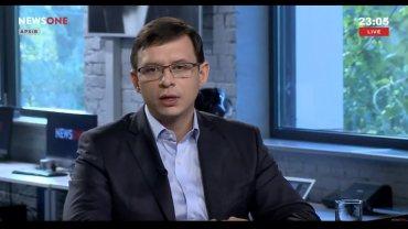 Патриотический политолог: Благодаря Мураеву шансы на реванш «бело-голубых» тают на глазах