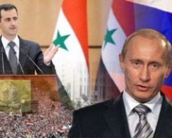 Асад позвонил Путину и снова соболезновал