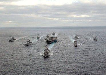6-й флот ВМС США готов войти в Азовское море