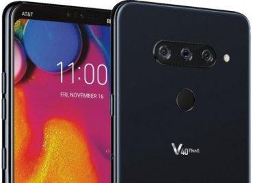 Опубликован первый снимок смартфона LG с пятью камерами