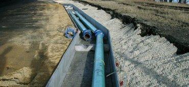 В Крым из Украины проложена сеть тайных водопроводов