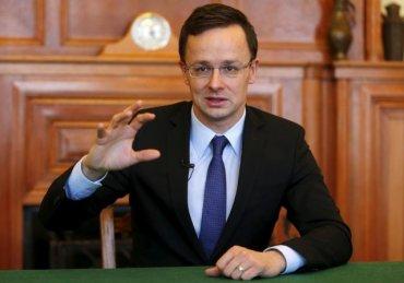Венгрия угрожает Украине войсками НАТО