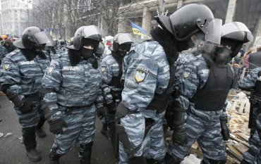 Прокуратура объявила подозрения в разгоне Евромайдана еще двум экс-»беркутовцам»