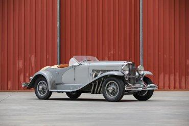 Уникальный суперкар 30-х годов, принадлежащий актеру, продали по цене самолета