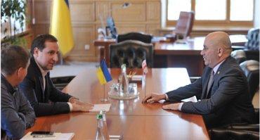 Украина и Грузия будут усиливать отношения в сфере энергетики и взаимной торговли