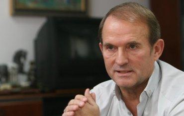 В интервью для The Independent Медведчук назвал рецепт мирного урегулирования на Донбассе, – журналист