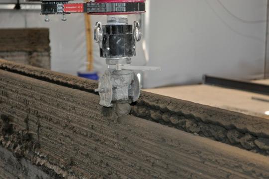 Армия США строит казармы с помощью 3D-печати