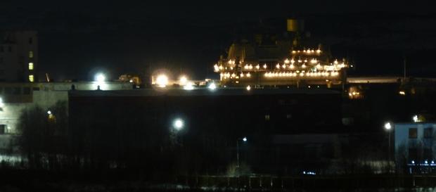 Стала известна причина аварии на плавучем доке «Адмирала Кузнецова»