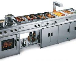 Кухонное оборудование для ресторанов, кафе, баров, столовых