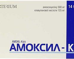 Амоксил: препарат