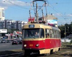 В Харькове водитель трамвая сломал руку женщине-диспетчеру из-за расписания маршрута