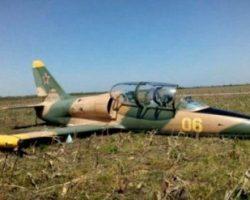 Российский самолет упал в Азовское море – летчики погибли