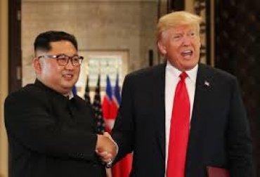 Трамп рассказал о «любовных посланиях» от Ким Чен Ына