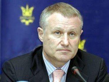 Григорий Суркис заказал информационную кампанию против Павелко