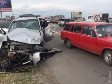 Вынесен приговор виновнику жуткой аварии в Одессе