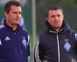 Экс-тренер киевского «Динамо» временно возглавил московский «Спартак»