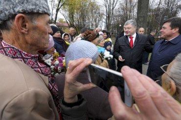 Порошенко: Белорусско-украинская граница – это граница дружбы