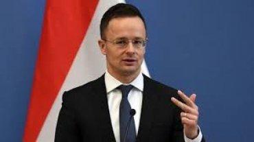 Глава МИД Венгрии пожалуется США и НАТО на Украину