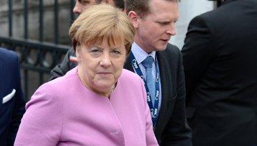Меркель отказалась переизбираться на пост канцлера Германии