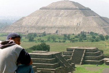 В Мексике под древней пирамидой нашли вход в загробный мир