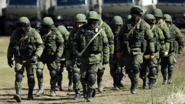 Путин отправит в Украину «зеленых человечков» для защиты православных