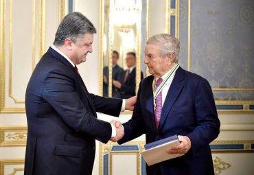 Президент Украины Петр Порошенко заручился поддержкой противников Трампа