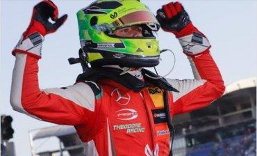 Сын Шумахера стал чемпионом Формулы-3