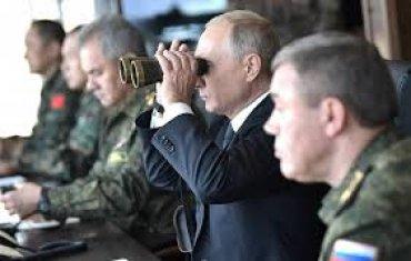 Путин нашел себе новую войну