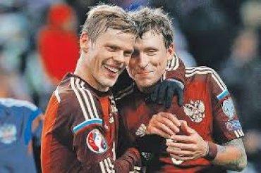 Путин наградил чиновников, избитых футболистами Кокориным и Мамаевым