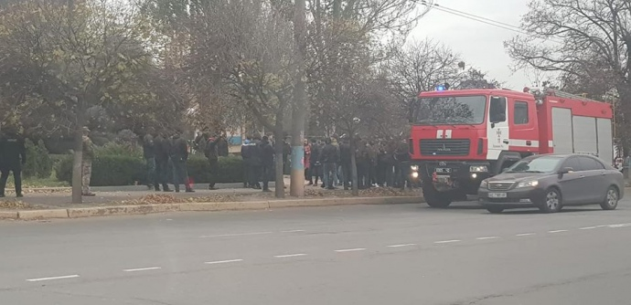 В Кривом Роге вспыхнул газовый бунт
