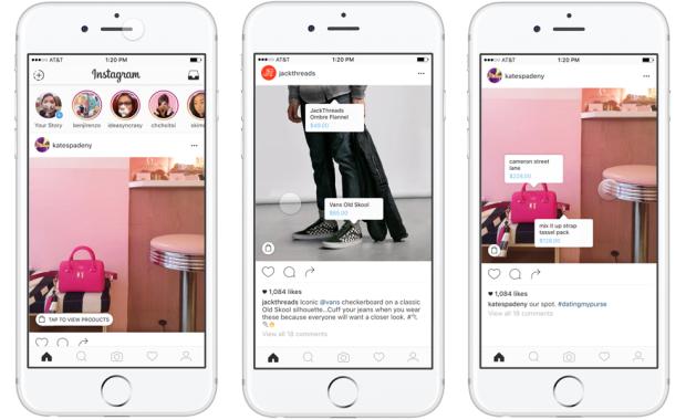 Instagram превратился в торговую площадку: главные изменения