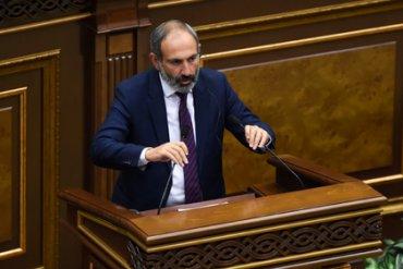 Парламент Армении самораспустился