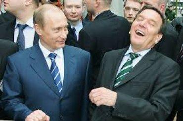 Экс-канцлер Германии попал в список врагов Украины