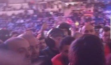 В Москве бой на турнире MMA завершился массовой дракой