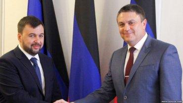 Главами ДНР и ЛНР по итогам выборов станут Пушилин и Пасечник