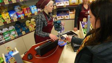 Бизнес забил тревогу из-за округления чеков