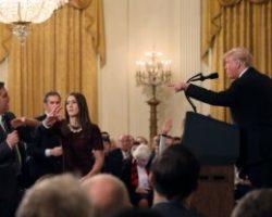 CNN подал в суд на Трампа