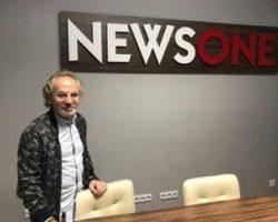 Нацсовет проведет проверку канала NewsOne из-за карты без Крыма