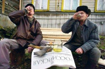 Американские ученые выяснили, почему в России столько пьют